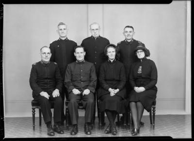 Salvation Army, Group