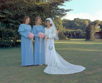 De Bruyn, Wedding