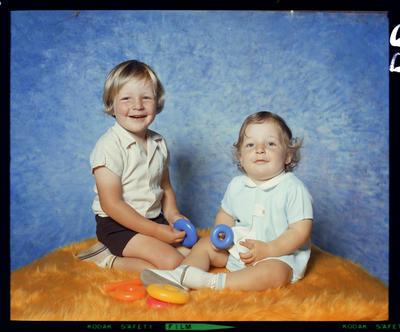 Wright, Children