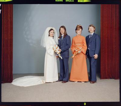 Barlow, Wedding