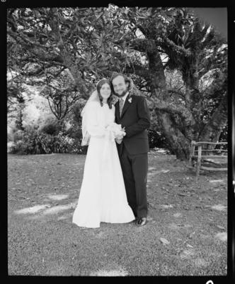 Chapman, Wedding