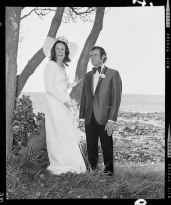 Tuffin, Wedding