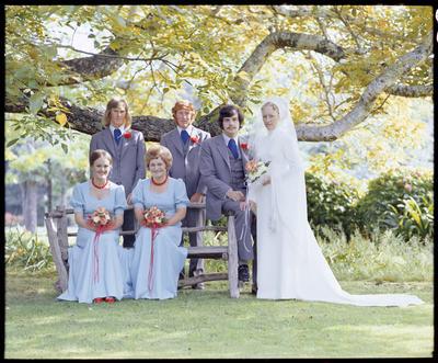 Riggin, Wedding