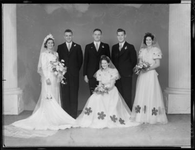 Wells, Wedding