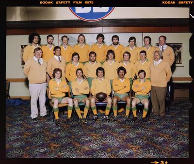 Bell Block Rugby Club, Team