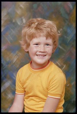 Merrilands Kindergarten, Child