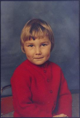 Devon Kindergarten, Child