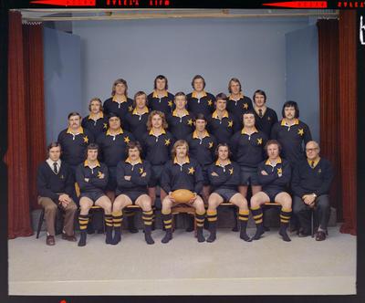 Star Senior Football, Rugby Team