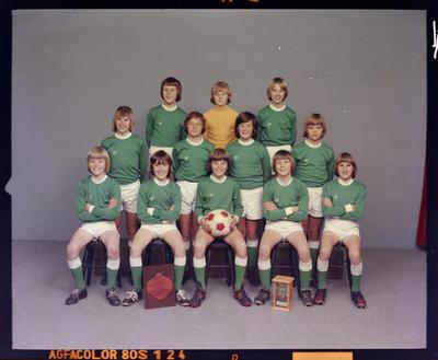 Woodleigh Sixth Grade Soccer, Team