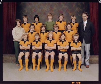 Taranaki Under Twelve Years Soccer, Team