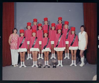 Triumphs Juniors, Marching Team