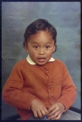 Taumarunui Kindergarten, Boy