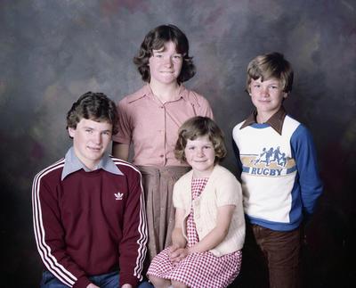 Whitehead, Children