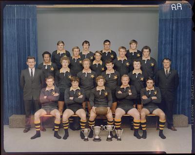 Star senior A, Rugby Team