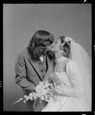 Marion and Wayne Gray, Wedding