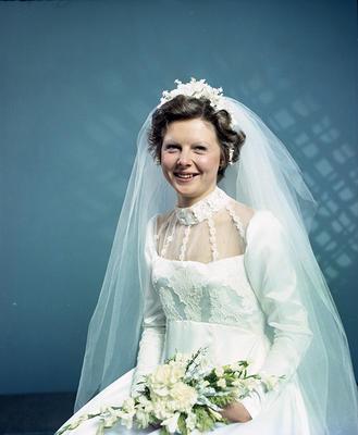 Marion Gray, Wedding