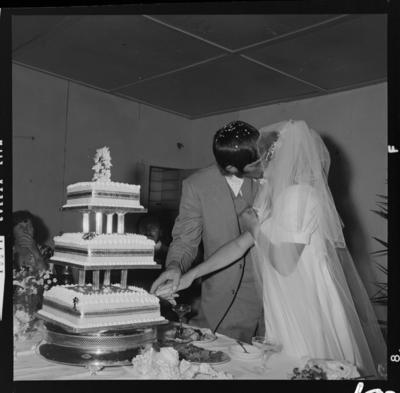 Knight, Wedding