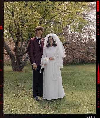 Stinson, Wedding
