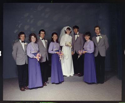 Trass, Wedding