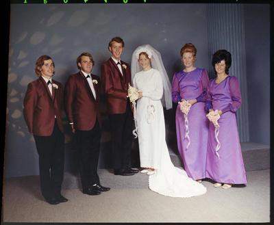 O'Brien, Wedding