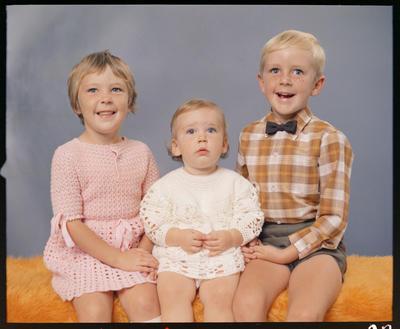 Anderson, Children