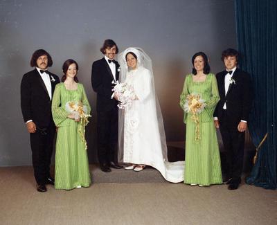 O'Leary, Wedding