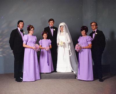 Brough, Wedding