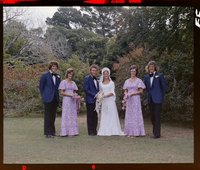 Williams, Wedding