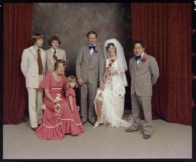 Tubby, Wedding