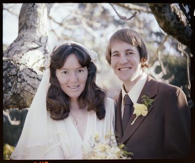 Richardson, Wedding
