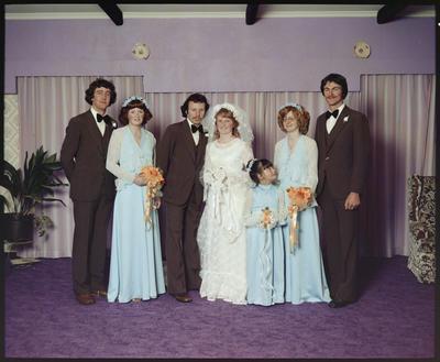 Klenner, Wedding