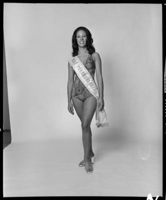 Carol Ruwhiu, Miss Taranaki 1973