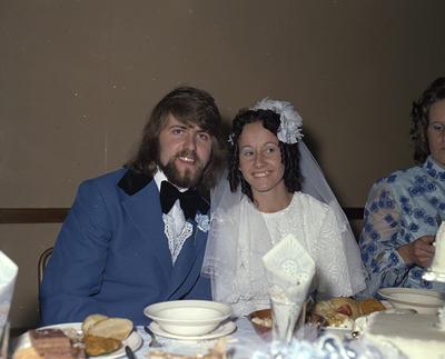 Martin, Wedding