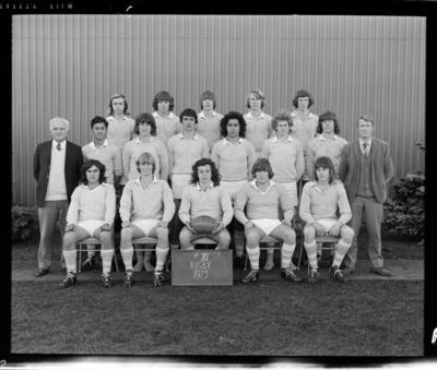 Waitara High School, Rugby Team