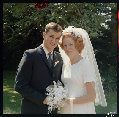 Davies, Wedding