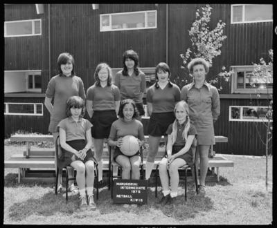 Manukorihi Intermediate School, Netball Team