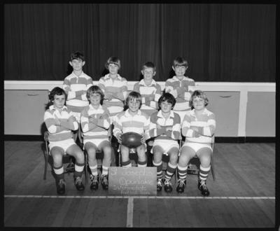 St Josephs Opunake School, Rugby Team