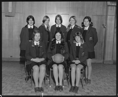 Scared Heart College, Netball Team