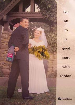 Get off to a good start with Tordon [poster]