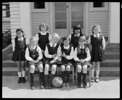 St Joseph's School, Netball Team