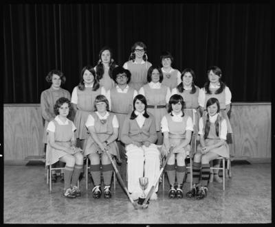 Tararua College, Hockey Team