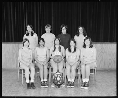 Tararua College, Basketball Team