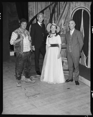 "New Plymouth Operatic Society, ""My Fair Lady"""
