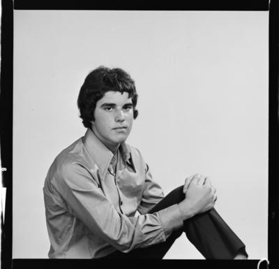Buchanan, Young Man; 23 Jan 1970; WD.042466