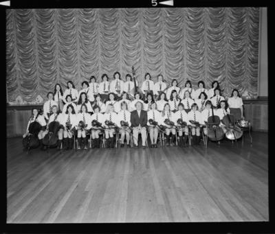 New Plymouth Girls High School, Orchestra