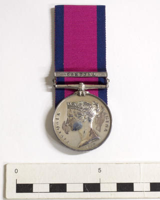 Medal, Military General Service
