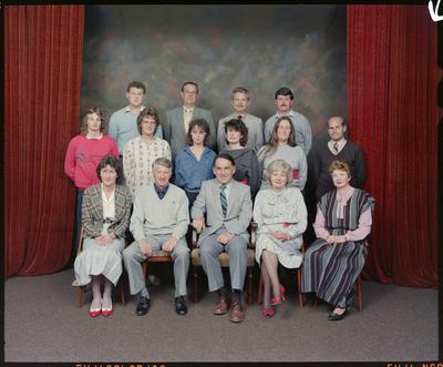 Henry Berry Ltd, Group; 11 Sep 1985; WD.044244