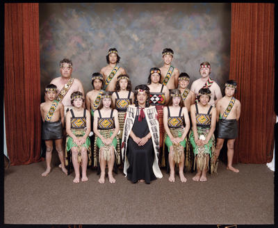 Arahina Maori Culture, Group