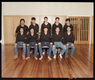Rangiatea Maori Boys Hostel, Group