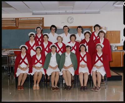 Taranaki Base Hospital School of Nursing, Group
